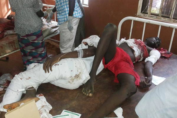 Suicide bomber kills 48 students in Nigeria