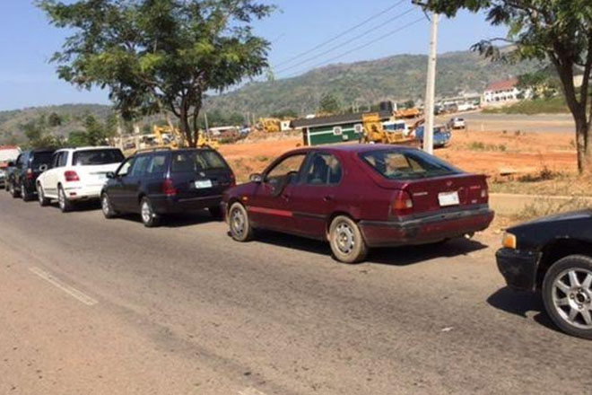 Nigeria hit by severe fuel shortage amid payment row
