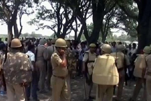 Rape victim's mother attacked in northern India