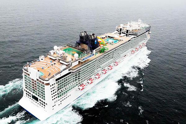 Another cruise ship to make inaugural call