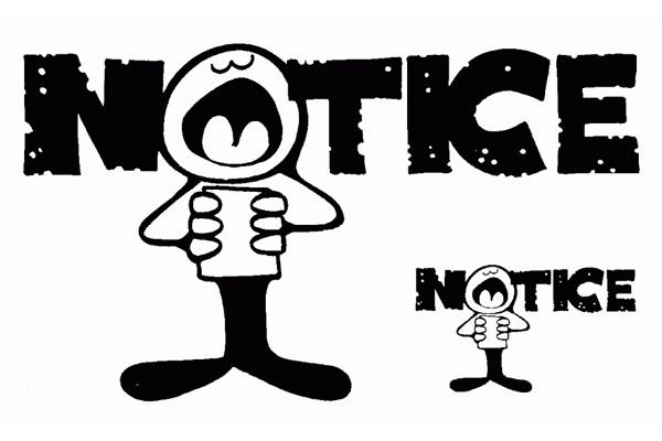 Notice (March 25, 2014)