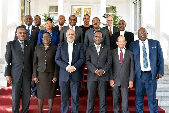 PM Harris to chair 63rd Meeting of the OECS Authority, first to be held via videoconference