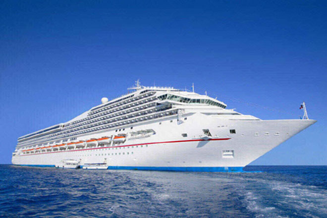 US Coast Guard suspends search for passenger who fell from cruise ship