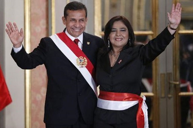 Peru PM sacked in spy scandal, president in crisis