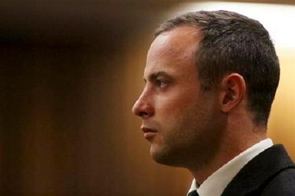 Pistorius arrives at psychiatric hospital