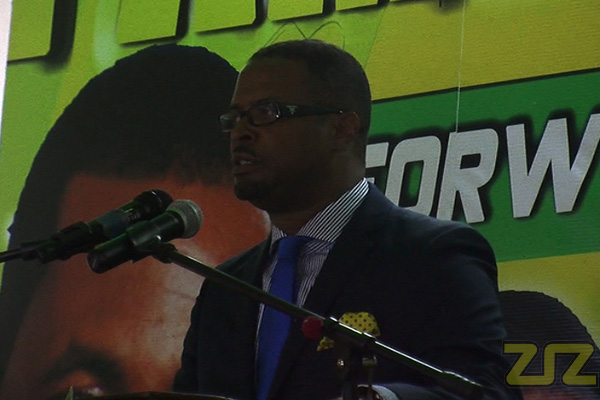 Brantley accuses High-Ranking Officials of Corruption