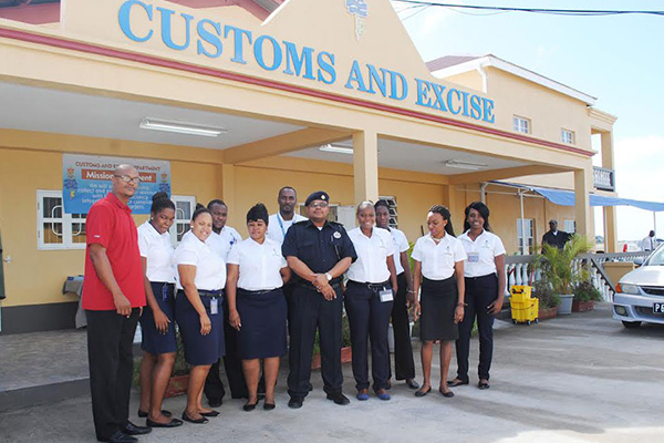PEP has contributed to Customs and Excise Department's capacity building efforts