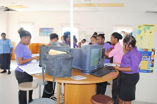 St. Kitts Library partners with PEP in Early Childhood training