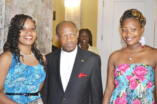 Nevis PEP participant says PM Douglas is an advocate for young people