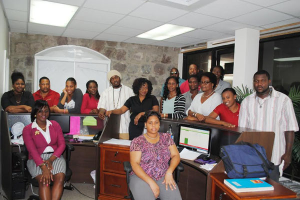 PEP workers lauded as office relocates to Church Street