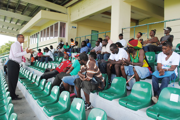 PEP Project Manager attributes St. Kitts top ranking to Parks and Beaches Unit sterling efforts