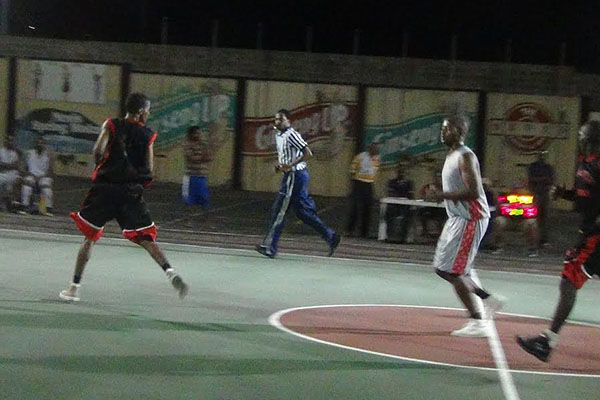 Close games continue in Local Basketball League