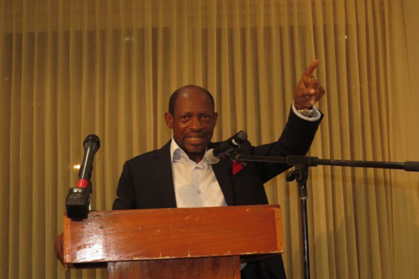 PM Douglas tells nationals SIDF funds used to stimulate local economy