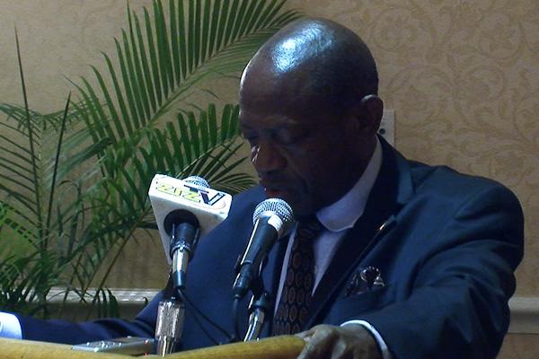 Prime Minister Douglas Praises SKIPA