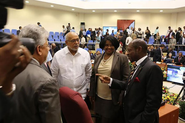 New CDB chairman PM Douglas promises to exceed standard set by Guyana's Finance Minister