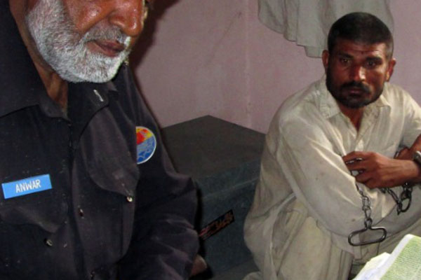 Two brothers re-arrested in Pakistan for cannibalism