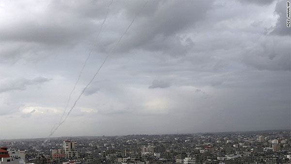 Cease-fire declared after attacks in Gaza, southern Israel