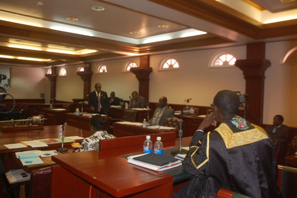 National Assembly meets on October 24th