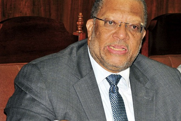 Phillips says Opposition 'making a mockery' of IMF test passes