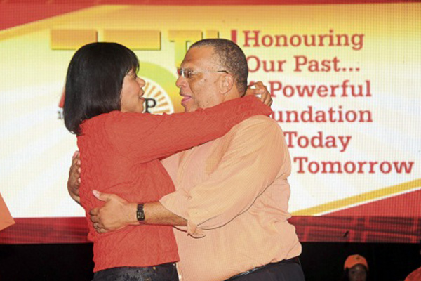 No bad blood between Peter Phillips and PM