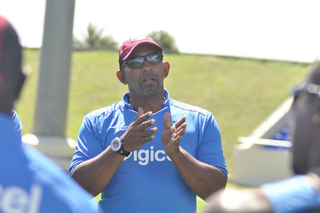 Simmons fired as West Indies head coach