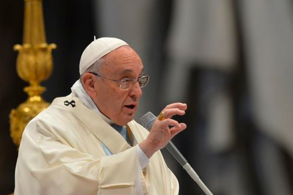 Pope to make historic US Congress address on Sept 24