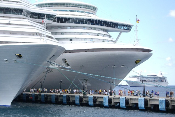 St. Kitts and Nevis, one of 10 Caribbean destinations where tourist arrivals growing