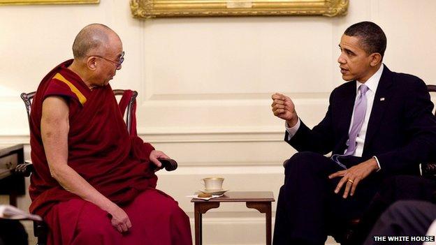 Obama to host Dalai Lama at White House