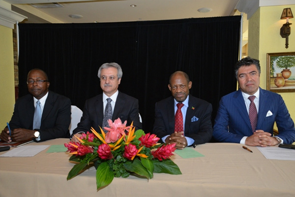 St. Kitts is to get its first high-rise buildings, construction of Prime Hotel and Condominiums to begin in May 2014