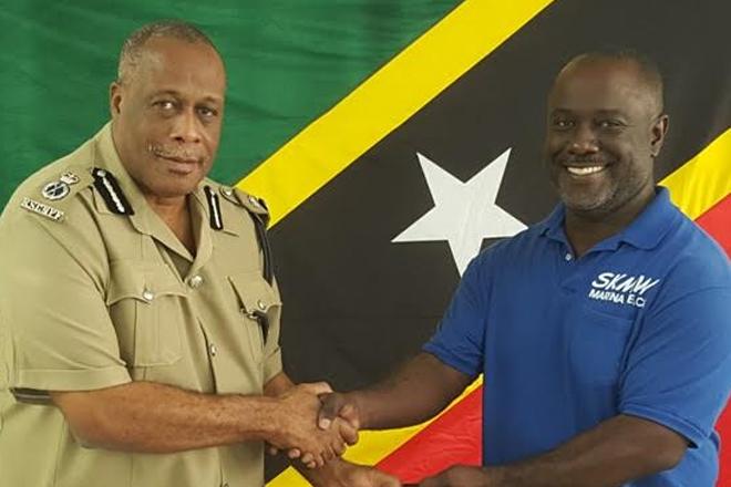 Private Company Supports Police