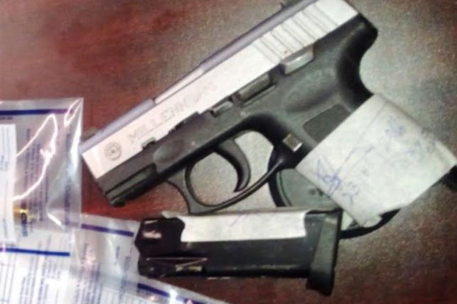 Police seize tenth (10th) illegal firearm in early morning search operation