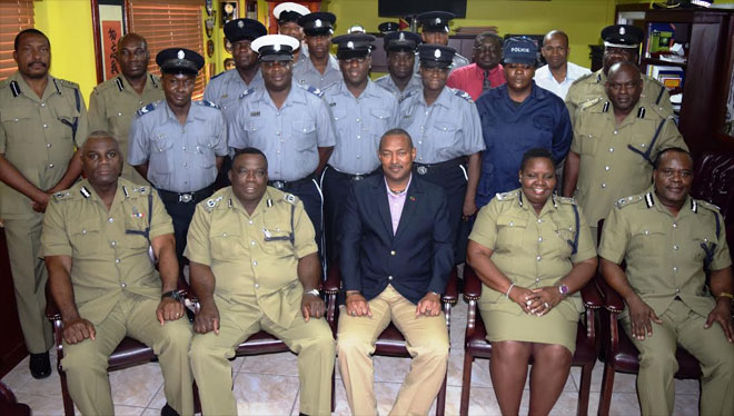 Two confirmed and twelve others selected to wear higher rank