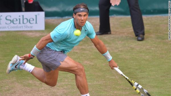 Rafael Nadal and Andy Murray falter on bad day for big stars