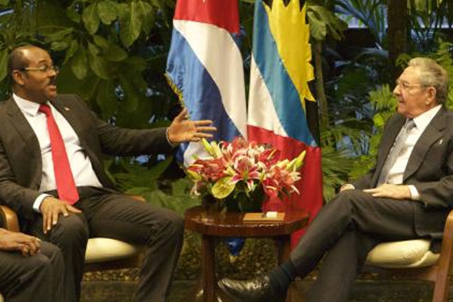 Antigua-Barbuda and Cuba mark 21st anniversary of diplomatic relations