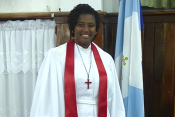 Nevis youth urged to emulate examples of newly ordained Nevisian Methodist Minister