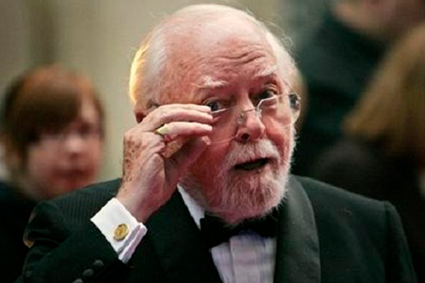 Actor/director Richard Attenborough dies at 90