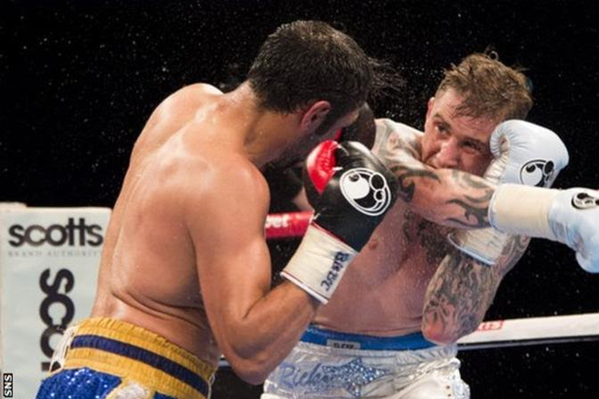 Ricky Burns to defend super-lightweight title against Kiryl Relikh in Glasgow