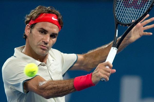 Federer stunned by Seppi