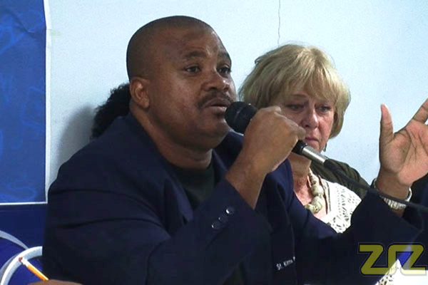 St. Kitts Teachers' Union address BHS issues at Press Conference