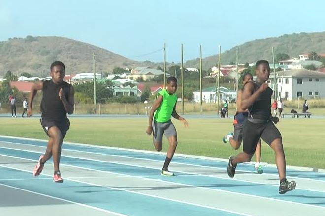 Athletics Preparations