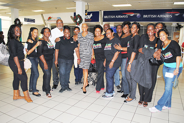 St. Kitts-Nevis Combined Choir travels to Nigeria for cultural performances