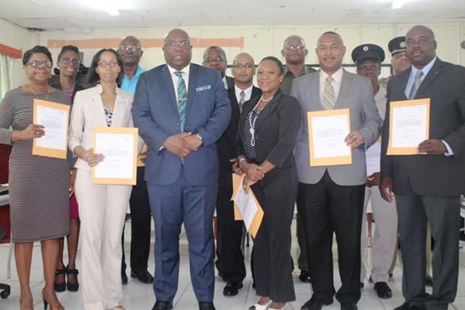 Criminal Justice Strategic Board Launched in St. Kitts-Nevis, AG Serving as Chairman
