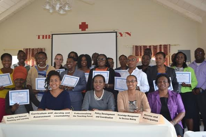 St. Kitts and Nevis Ministry of Education consults on Nevis for Education Sector Plan
