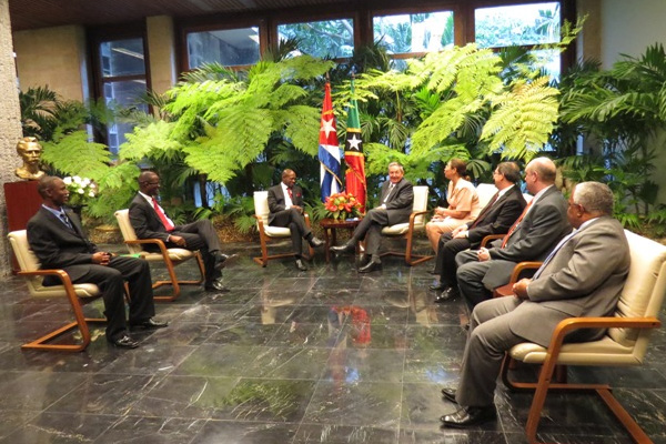 St. Kitts and Nevis issues another call for an end to the embargo against Cuba