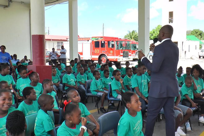 14th Annual Summer Safety Programme officially begins