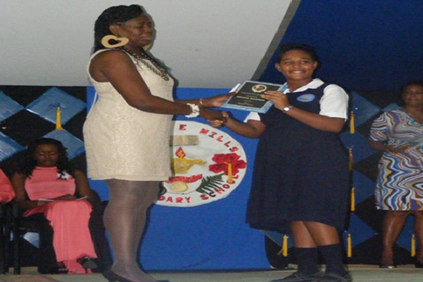 Our Nations Youths on the move – SPBS Awards Canvasses First and Fifth Formers