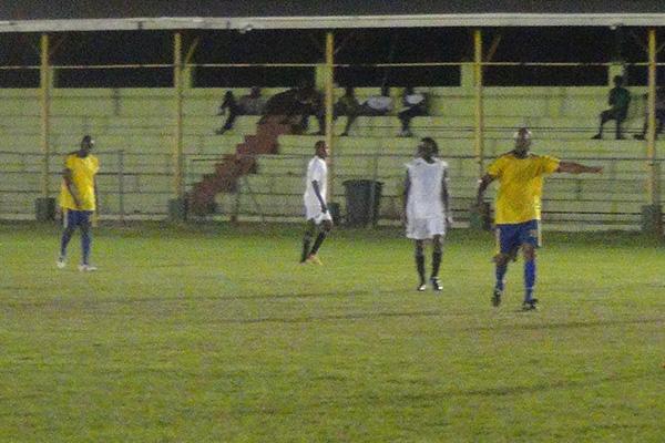 SSG Strikers shock Villa Int.