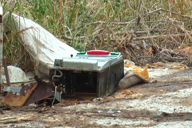 SWMC concerned that dumping will affect country's water supply