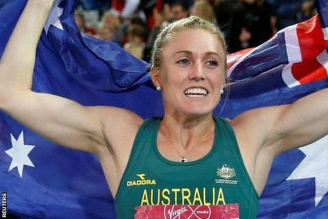 Rio 2016: Sally Pearson will miss Olympics with torn hamstring