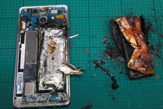 Samsung permanently stops Galaxy Note 7 production